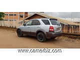 2006 Kia Sorento Full Option + 4WD a Vendre. - 2961