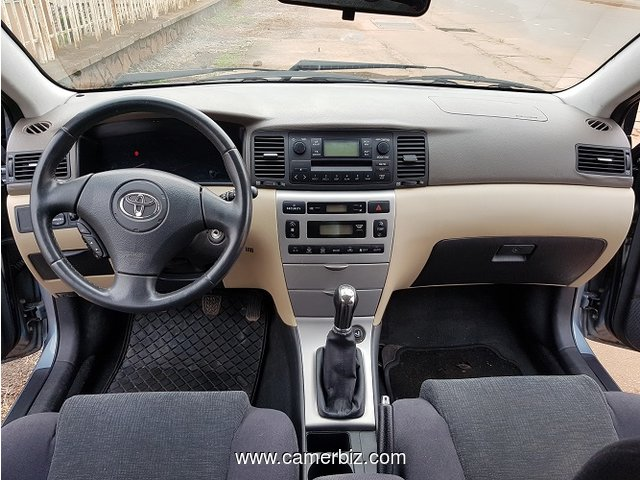Jolie 2005 Toyota Corolla 115 Full Option a Vendre. - 2979