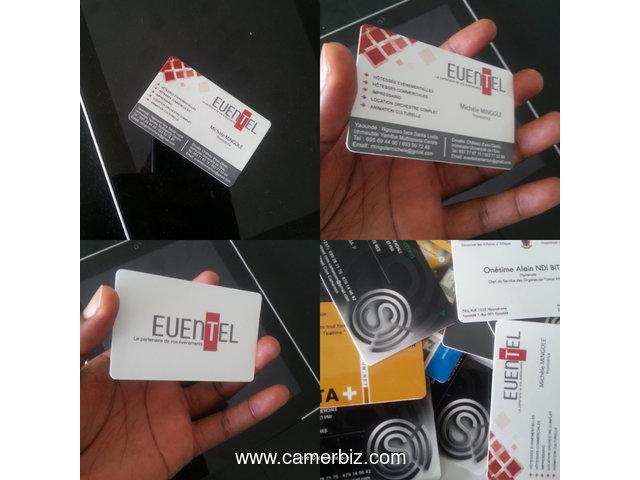Promo Cartes De Visite