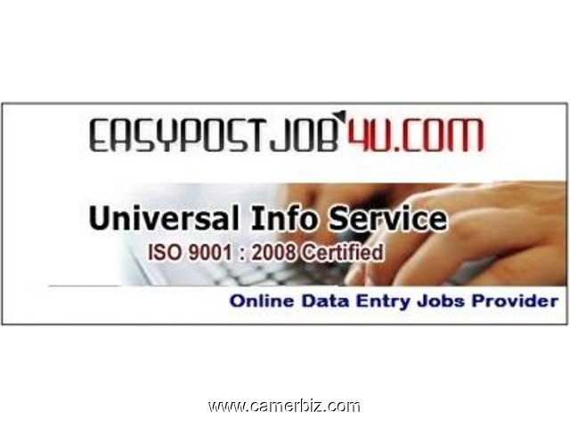 Excellent Internet Earning Opportunity. - 3030