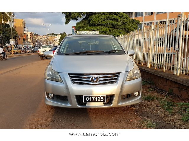 Belle 2009 Toyota Auris automatique full option a vendre. - 3100