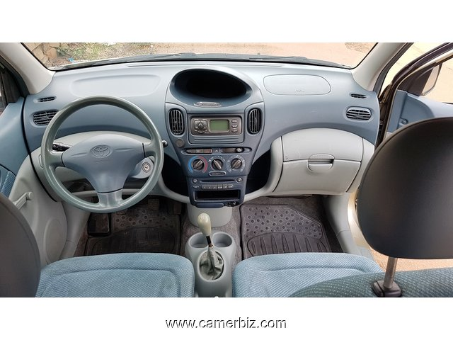 2003 Toyota Yaris Verso manuelle full option a vendre. - 3101