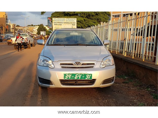 2007 Toyota Corolla Runx (Allex) automatique full option a vendre. - 3109