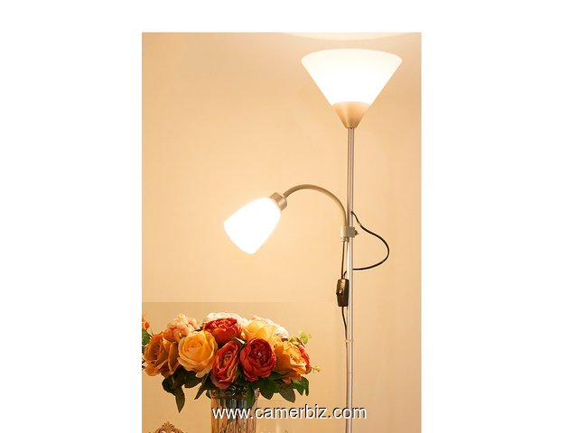 Wilko 2 Light Floor Lamp. Original & brand new @ 19,900 Frs!!! - 3127