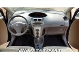 Belle 2009 Toyota Yaris Automatique Full Option A Vendre - 3134
