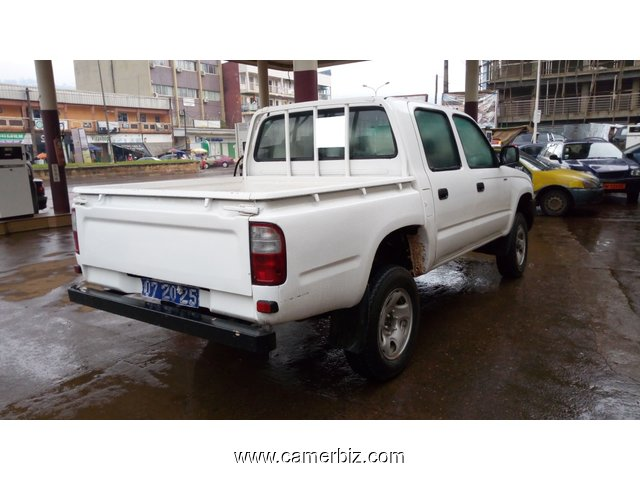 SASSAYEE-5,700,000FCFA-TOYOTA PICKUP HILUX VERSION 2003-OCCASION EN OR - 3143