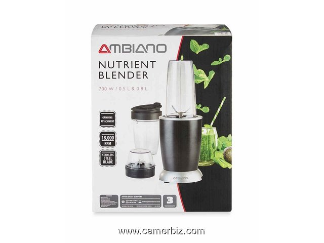 Ambiano Nutrient Blender - 3187