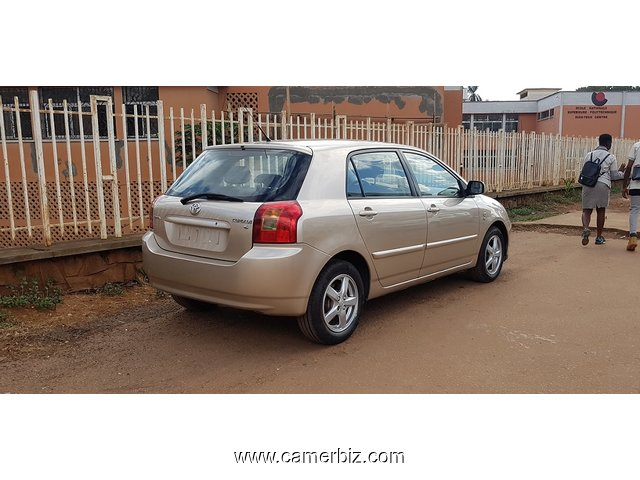 2005 Toyota Corolla 115 Full Option a Vendre!! - 3243