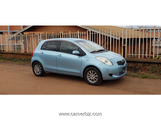 Belle 2007 Toyota Yaris Full Option a vendre - 3266