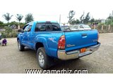 7,800,000FCFA-PICKUP TOYOTA TACOMA 4X4WD-VERSION 2006-FULL OPTION OCCASION EN OR   - 3285