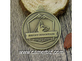 Rocky Mountain Working Dogs Custom Medals