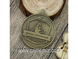 Rocky Mountain Working Dogs Custom Medals - 3307