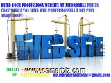 Professional and affordable websites in cameroon