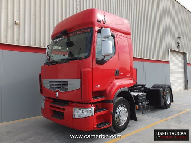 Renault trucks international -used trucks - 3334