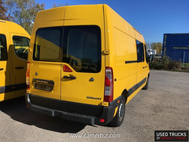 USED RENAULT VANS DIRECTLY FROM MANUFACTURER (20 UNITS FOR SALE) - 3335