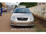2005 Toyota Corolla 115 Full Option a Vendre!! - 3343