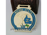 The 50th of Rivers State Custom Medals