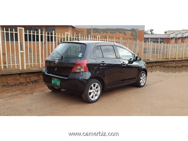 Belle 2008 Toyota Yaris Full Option a vendre - 3395