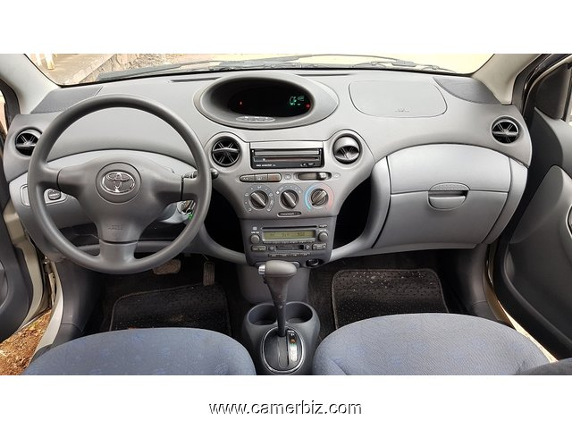 2004 Toyota Yaris Automatique Full Option a vendre - 3398
