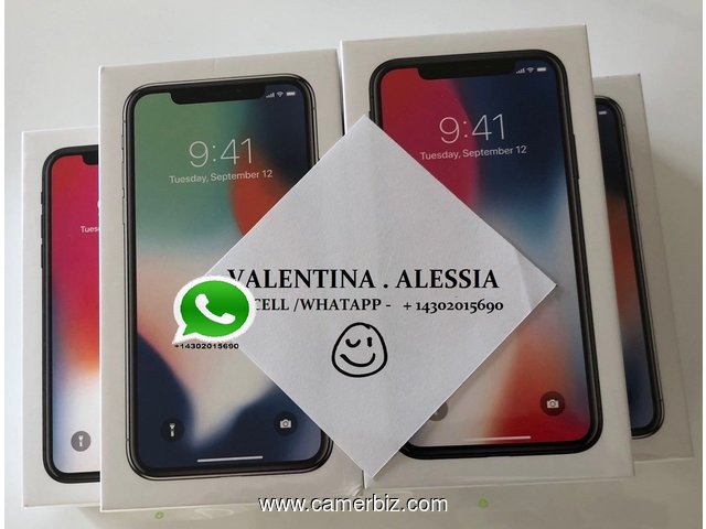 offer original iPhone X 64gb 256gb iPhone Xs Xs Max Free iwatch - 3461