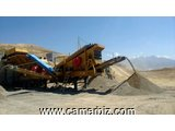 Mobile Crushing Plant for Sale - 3463