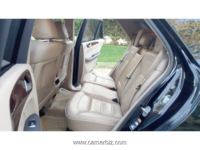 17,500,000FCFA-MERCEDES ML350 4MATIC-4X4WD-VERSION 2013-OCCASION EN OR !!! - 3478