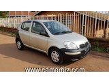 2005 Toyota Yaris Automatique Full Option a vendre - 3482