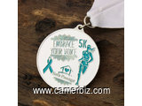 Embrace Your Voice Running Medals