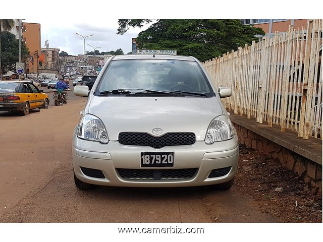 2004 Toyota Yaris Automatique Full Option a vendre - 3582