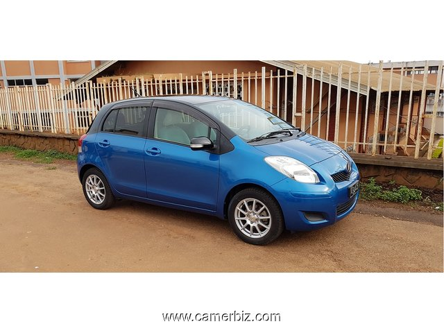 Super Belle 2010 Toyota Yaris Full Option a vendre - 3590