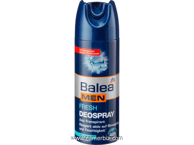 Balea MEN Deo Spray Antitranspirant fresh, 200 ml - 3692