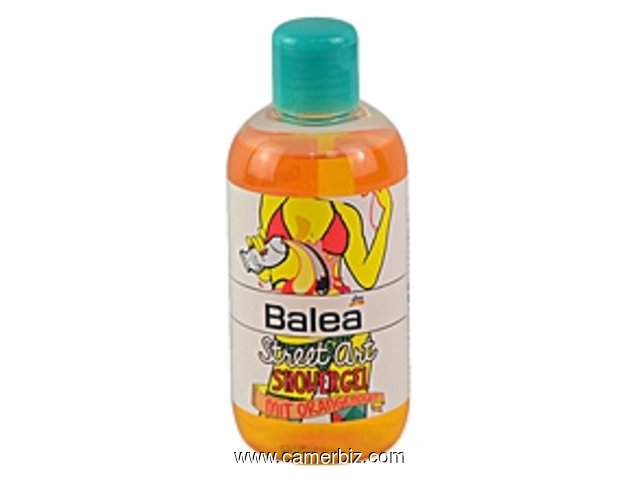 Balea Street Art Shower Gel - 250 ml - 3695