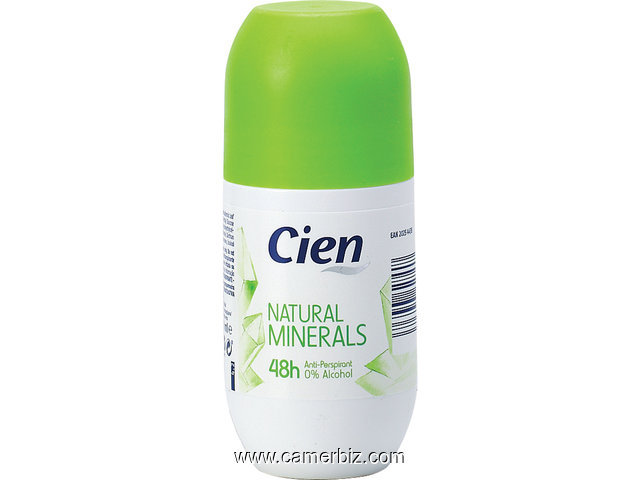 Cien Natural Minerals, roll-on - 3696