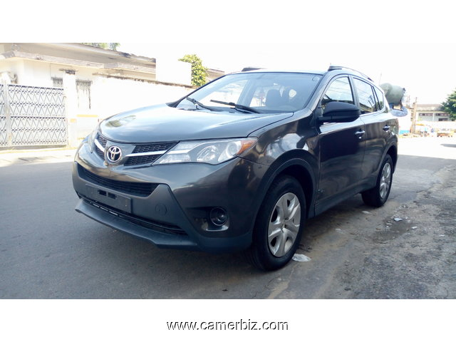 12,900,000FCFA-TOYOTA RAV4 4X4WD-VERSION 2014-OCCASION DE ETATS UNIS EN FULL OPTION - 3718