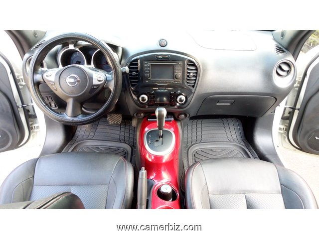 9,200,000FCFA-NISSAN JUKE 4X4WD-VERSION 2014 OCCASION EN OR ET EN 100% FULL OPTION - 3719