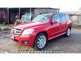 13,900,000FCFA-MERCEDES GLK350 4MATIC-4X4WD-VERSION 2011-OCCASION DES ETATS UNIS !!! - 3723