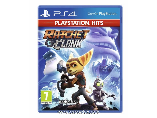 Ratchet & Clank PS4 - 3779