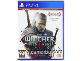 CD Jeux    The Witcher 3 : Wild Hunt