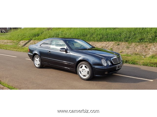 2003 Mercedes Full Option a vendre - 3784