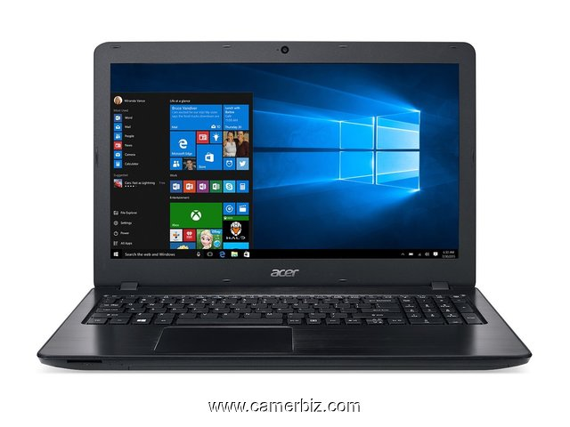 acer aspire F15 INTEL CORE I5-5210U - 3804