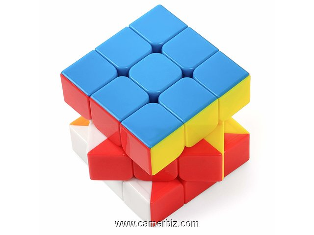 puzzle cube speed style  - 3812