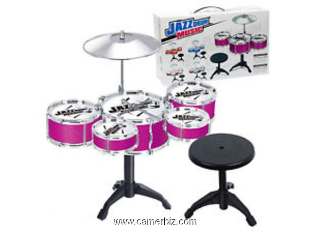 desktop drum set - 3822