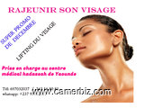 super promo; lifting du visage - 3836