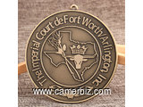 Cheap Medals | ICFWA Custom Made Medals
