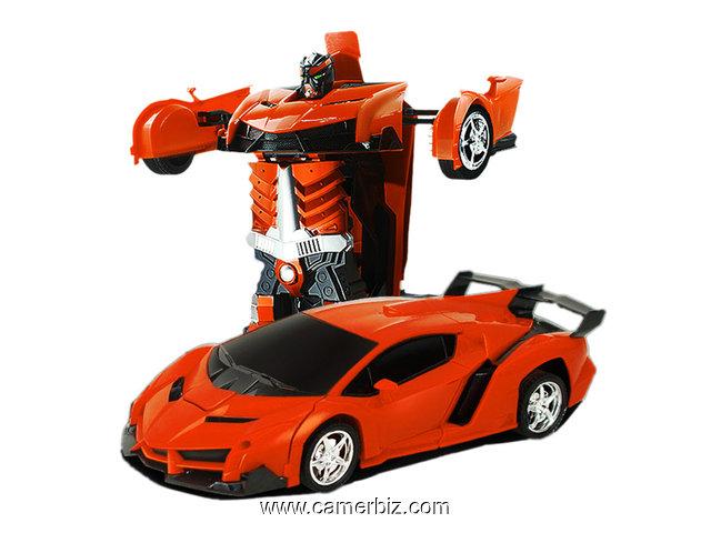 En Lamborghini Jouets Voiture Transformer Gamesamp; Yaoundé Cameroon Toys Rouge Ybv76yfg