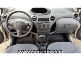 2004 Toyota Yaris Automatique Full Option a vendre - 3872