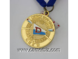 Detroit Boat Club Crew Custom Medals
