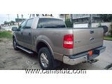 10,300,000FCFA-PICKUP FORD F150-4X4WD VERSION 2006-OCCASION DES ETATS UNIS-FULL OPTION - 3976