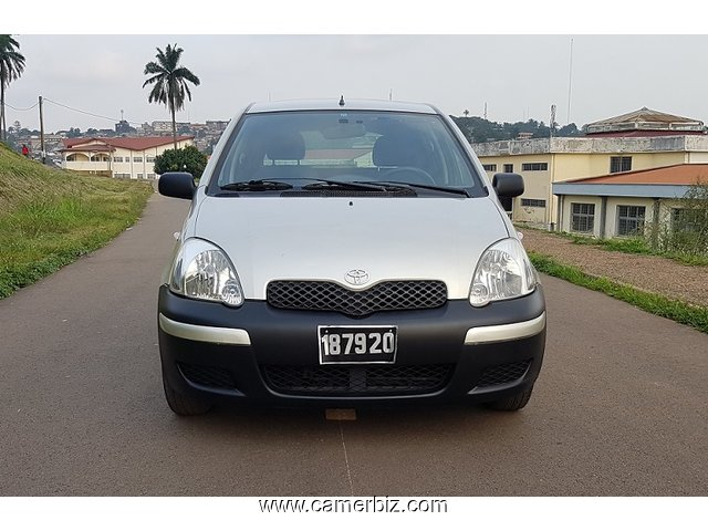 2004 Toyota Yaris Automatique Full Option a vendre - 3981