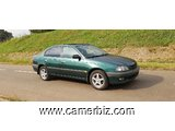 2001 Toyota Avensis Climatisation Full Option a vendre